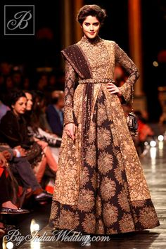Sabyasachi collection at Lakme Fashion Week W/F 2013
