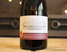 Oregon Wine - Pinot Noir and Much Much More! Plus a review of the 2012 Willamette Valley Vineyard Whole Cluster Pinot Noir. #winelover http://www.reversewinesnob.com/2013/04/oregon-wine-willamette-valley-vineyard-pinot-noir.html