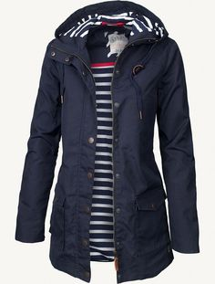 Buy Red Fat Face Maisie Mac from our Women's Coats & Jackets range at John Lewis & Partners. Raincoat Outfit, Mens Raincoat, Raincoats For Women, Jackets For Women, Clothes For Women, Kids Coats, Winter Wear, Winter Outfits, Winter Fashion