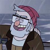 Stan laughing c: