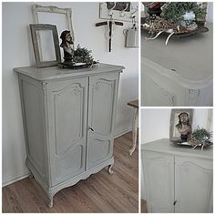 Chalk Paint -Dekorationsfarbe von Annie Sloan -  Paris Grey