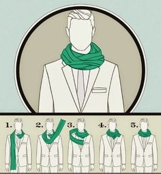 Super how to wear a scarf men tie a tie Ideas Mens Scarf Fashion, Men Fashion Show, Best Mens Fashion, Fashion Tips, Ways To Tie Scarves, Ways To Wear A Scarf, How To Wear Scarves, Scarf Knots, Fashion Network