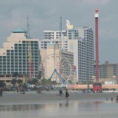 Daytona Beach, FL  Ocean Walk Resort