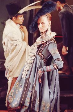 John Galliano for Christian Dior ~ Fall/Winter 1998