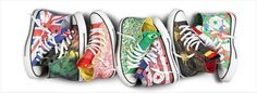 Converse Limited Edition Chuck Taylor All Star Country Collection | Sole Collector