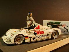 TWR Porsche L.M. 1997 1/43