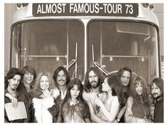 Tales from the Tour Bus: Rock 'n' Roll on the Road. BBC Four http://bbc.in/1zC911M