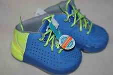 DERRICK ROSE 4 TODDLER BASKETBALL SHOES  New w/o box SIZE 4K BLUE YELLOW