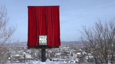 Quebec City Magic Festival - The Mysterious Billboard
