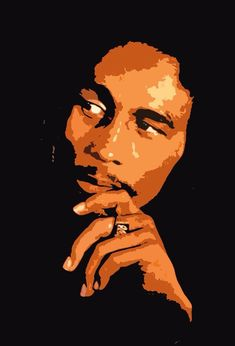 Bob Marley Painting, Bob Marley Art, Jamaica Music, Bob Marley Pictures, Shadow Photos, Nesta Marley, Joker Art, Hip Hop Art, Vector Portrait
