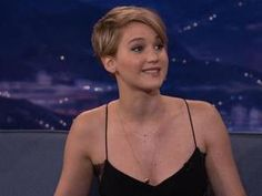 Jennifer Lawrence Tells Embarrassing Story Involving Sex Toys And A Hotel Maid on Conan