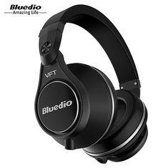 Bluedio UFO PLUS Bluetooth Stereo Headsets Wireless Headphone, 12 Speaker Units