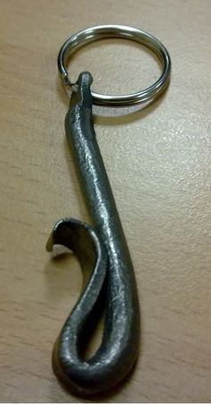 [For Sale] Hand-forged Keyring Bottle Openers (Price Drop)