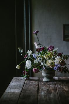 https://flic.kr/p/DAkhr9 | Flowers by Selva Floral | Photo by Eva Kosmas Flores | www.adventuresincooking.com