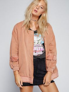 Downtown Jacket from Free People!