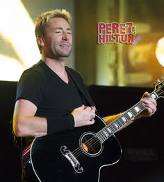Chad Kroeger's 'Medical Emergency' Causes Nickelback To Join A LONG List Of Artists Who Cancelled Tours This Year!