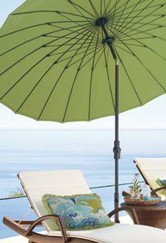 A Shanghai Umbrella From Treasure Garden.