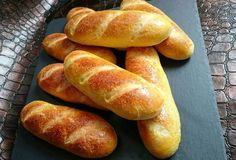 Bagettet sütöttem, frissen a legfinomabb, de napokig eltartható! Hot Dog Buns, Hot Dogs, Easy Baking For Kids, Food And Drink, Bread, Easy Kids Recipes, Brot, Baking, Breads