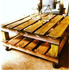 不要になった木製パレットをアップサイクルする13のアイディア