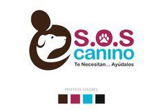 Logotipo - S.O.S Canino
