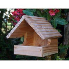 Why Build a Bird Aviary? Wood Bird Feeder, Bird Feeder Plans, Bird House Feeder, Bird House Plans, Bird House Kits, Bird Houses Painted, Bird Houses Diy, Deck Planter Boxes, Bird Tables