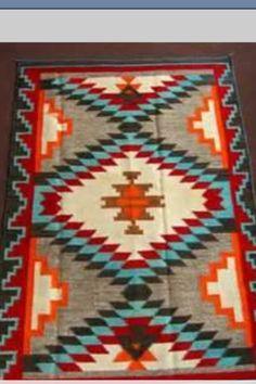 Navajo rug, I need!