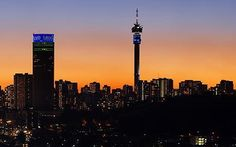Johannesburg, city I grew up in. Forever a part of me.