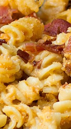 recipe: bacon mac and cheese paula deen [22]