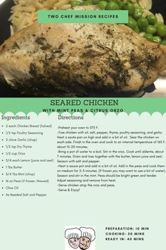 A simple and flavorful chicken dish to cook at home. Check out more chicken dishes to try out! Serving size of Grilled Chicken Pasta, Roasted Chicken Legs, Glazed Chicken, Honey Chicken, Chicken Spices, Chicken Stir Fry, Chicken Flavors, Chicken Recipes, Creamy Mushroom Chicken