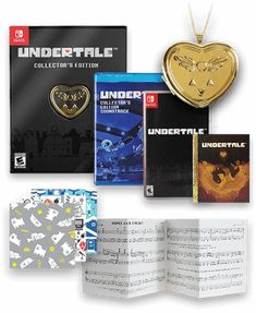 Undertale Music, Undertale Costumes, Brass Music, 100 Songs, Toby Fox, The Collector, Linux, Xbox One, Shopping