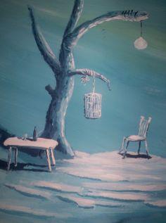 Solitude (Enlarged), (Magány, nagyított) - 2006