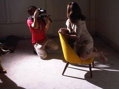 Claes Iversen SS2012 intro film - Philippe Vogelenzang & Liz Snoijink