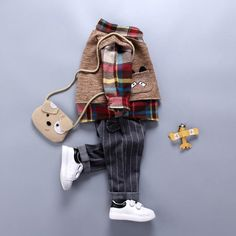 Fashion style New Spring boys clothing sets