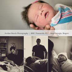 birthing , birth story photography