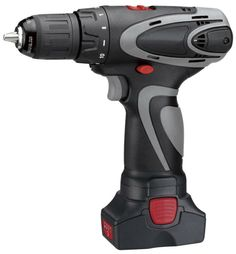 Cordless Impact Power Two Speed Mini Drill/Driver Tool