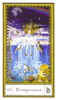 March 14 Tarot Card: Temperance! Now is the time for self-healing