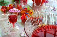 Punch Recipes For Your Cocktail Party