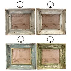 4 Piece Marion Picture Frame Set