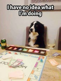 How I play Monopoly!!