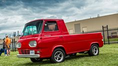 1967 Ford Econoline Pickup | Photographed @ the 2012 Motorfe… | Flickr