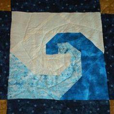 Wave block finished