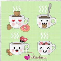 1 million+ Stunning Free Images to Use Anywhere Cross Stich Patterns Free, Embroidery Patterns Free, Cross Stitch Designs, Cross Stitch Free, Cross Stitching, Cross Stitch Embroidery, Kawaii Cross Stitch, Cross Stitch Kitchen, Cross Stitch Bookmarks