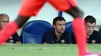 Luis Enrique, a Huelva. / FOTO: MIGUEL RUIZ-FCB.