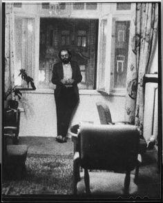 Allen Ginsberg, Hotel Ambassador, Prague, early March 1961