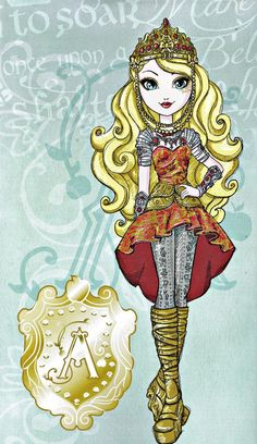 ever after high apple white fox - Google Search