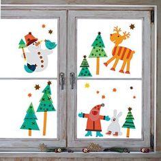 Sachenmacher Fensterbilder Weihnachten, Bastelset online bestellen - JAKO-O