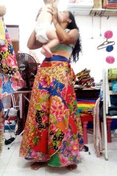 Moda artesanal - Rafa Que Faz
