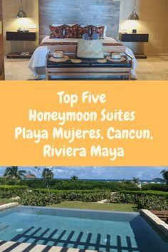 All Inclusive Resort Honeymoon Suites - Playa Mujeres, Cancun, and Riviera Maya All Inclusive Mexico, Family All Inclusive, Adult Only All Inclusive, All Inclusive Honeymoon, Best All Inclusive Resorts, Honeymoon Suite, Best Honeymoon, Mexico Resorts, Mexico Honeymoon
