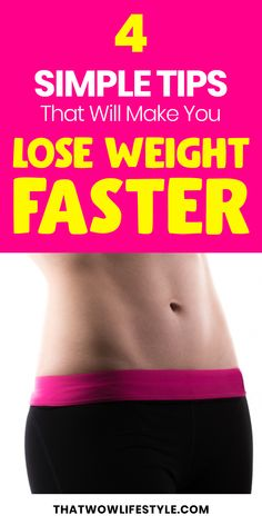 How To Lose Weight Fast | Looking for ways or the best and quick tips to lose weight faster? Get amazing weight loss results with these few healthy and quick hacks for an effective weight loss. #weightlosshacks #weightlosstips #howtoloseweight #loseweightfast