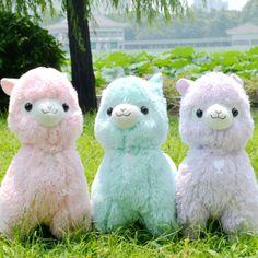 14.35$  Buy here - http://alik55.shopchina.info/go.php?t=32795221135 - 2017 new arrival 35 45cm Japanese Alpacasso Soft Toys Doll Stuffed Animals Toy  Kawaii Alpaca Plush Kids Christmas Gift T1  #aliexpress